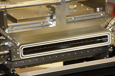 8108 Nitrogen Curtain Upgrade